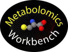 Metabolomics Workbench logo
