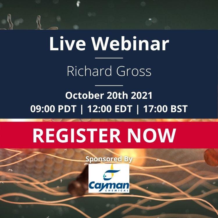 Advert: Richard Gross Live Webinar