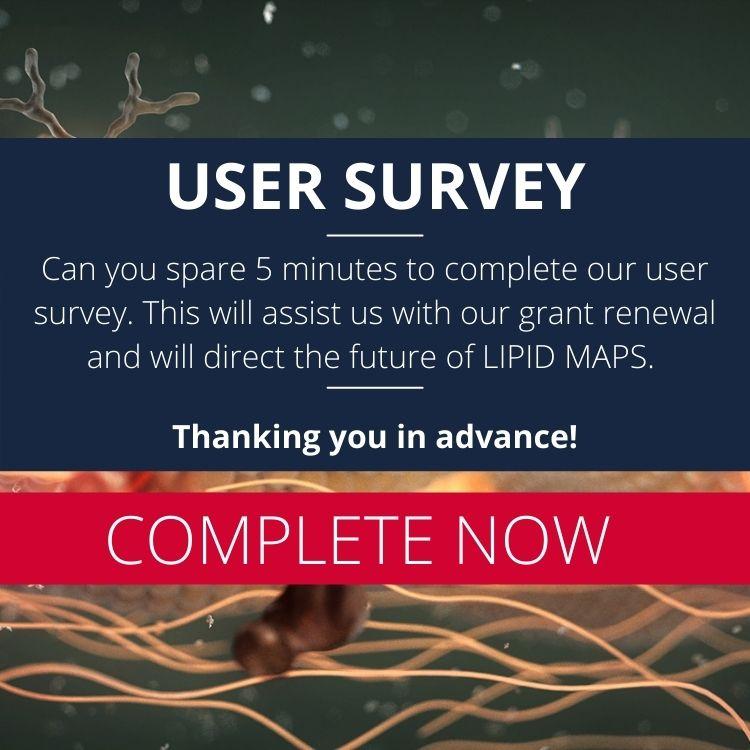 Advert: User Survey